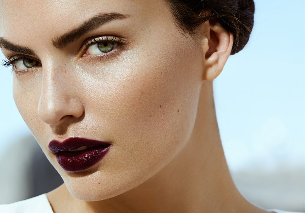 Danny Cardozo - Alyssa Miller for Spain Bazaar - Beauty 009
