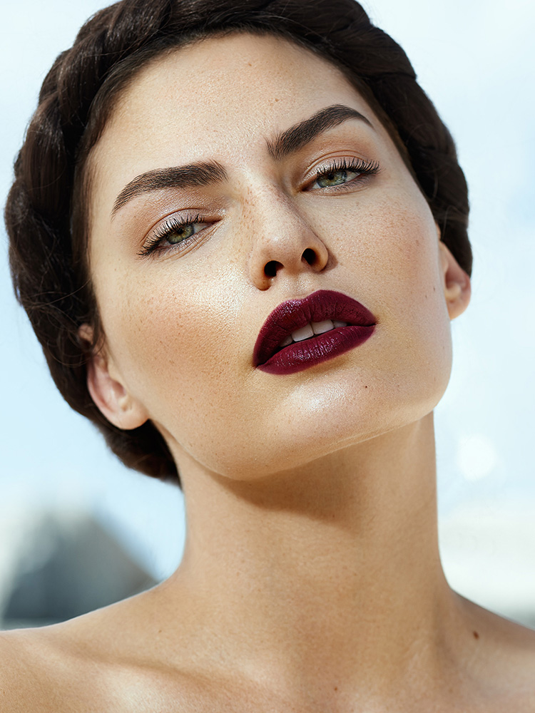 Danny Cardozo - Alyssa Miller for Spain Bazaar - Beauty 011