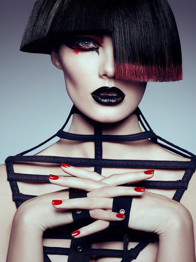 Danny Cardozo - Gothic Glam Beauty - Beauty 021