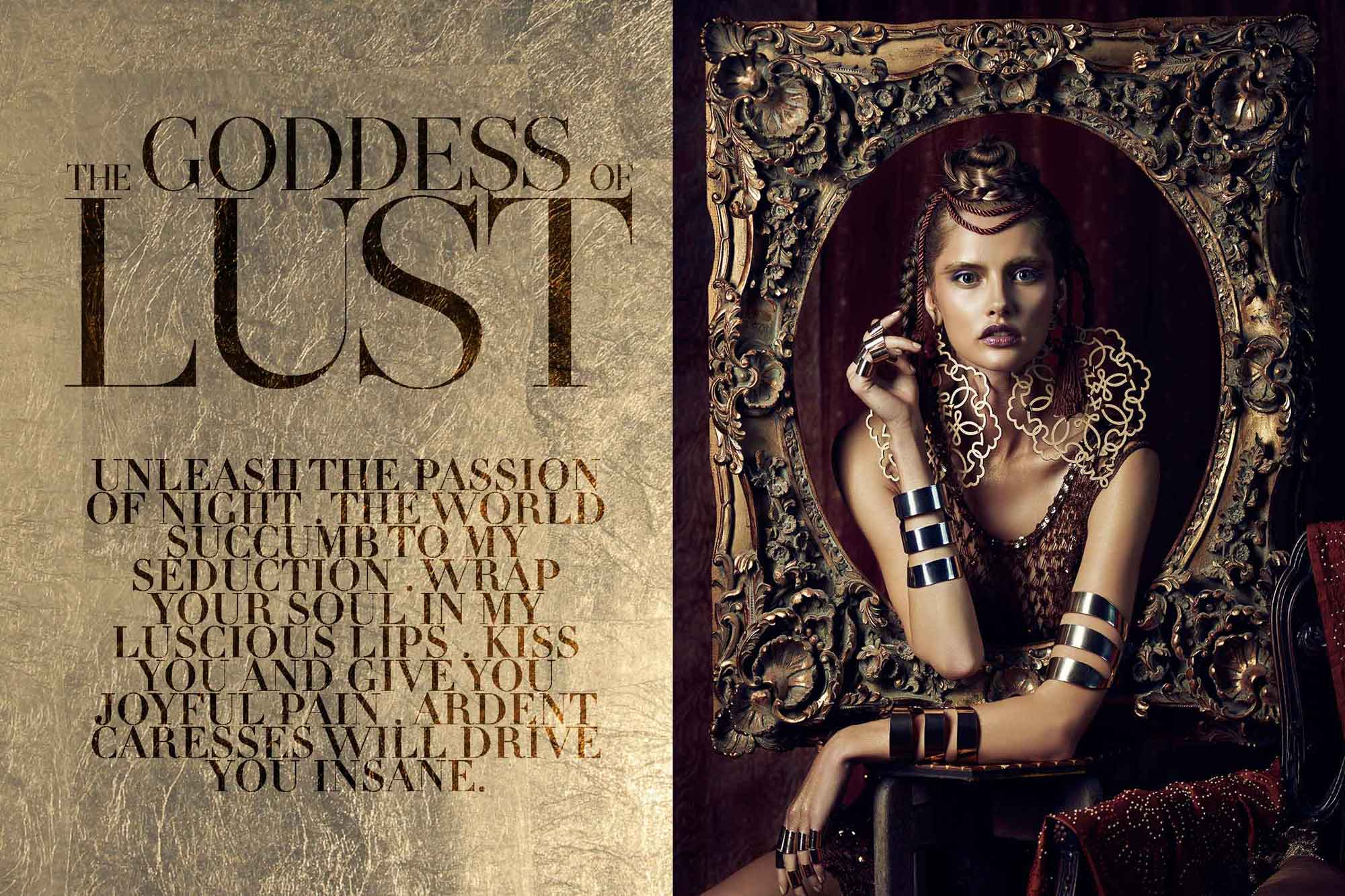 Danny Cardozo Photography - the Goddess of Lust