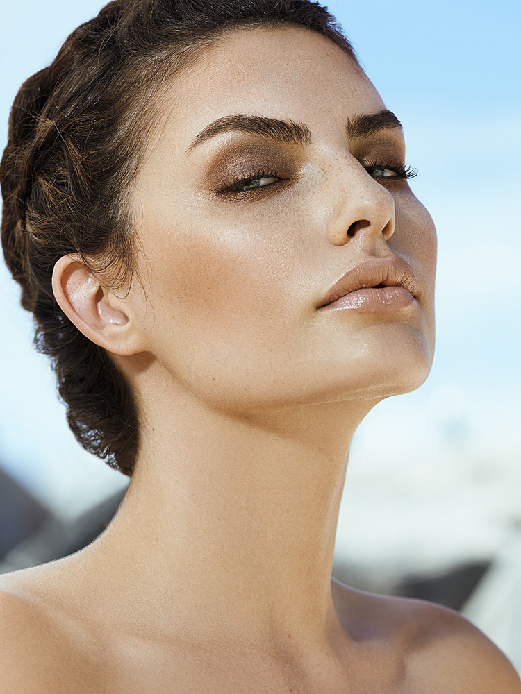 Danny Cardozo - Alyssa Miller for Spain Bazaar - Beauty 0009_11132rd