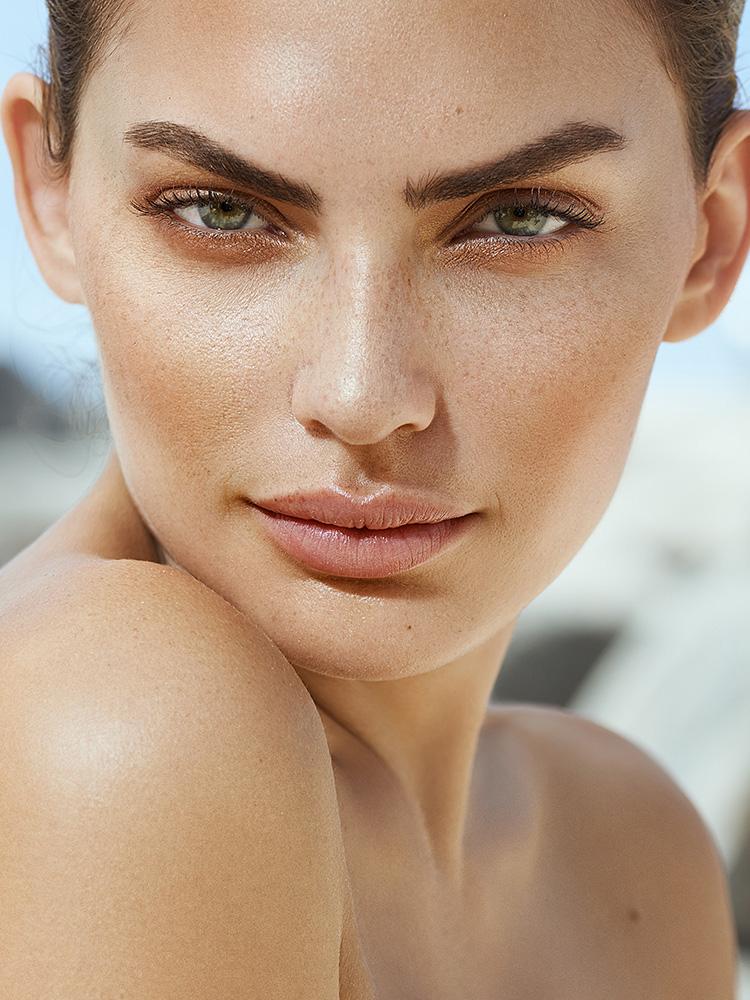 Danny Cardozo - Alyssa Miller for Spain Bazaar - Beauty 007